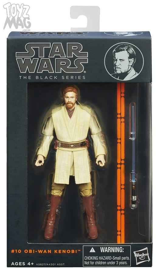 STAR WARS BLACK SERIES 6-Inch OBI-WAN KENOBI In Pack A5627