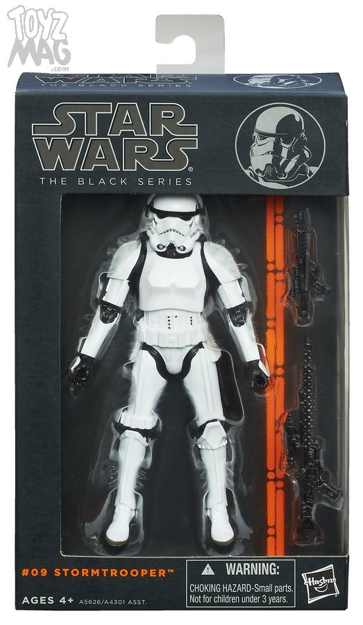 STAR WARS BLACK SERIES 6-Inch STORMTROOPER In Pack A5626