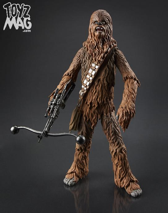 STAR WARS BLACK SERIES 6INCH EPIV CHEWBACCA A6520