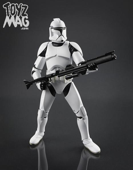 STAR WARS BLACK SERIES 6INCH EPIV CLONE TROOPER A7529