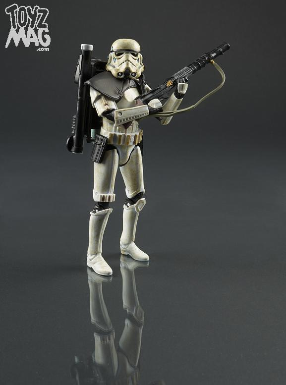 STAR WARS BLACK SERIES 6INCH EPIV SANDTROOPER A7982