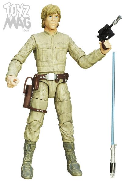 STAR WARS BLACKS SERIES 6-Inch LUKE SKYWALKER A5628