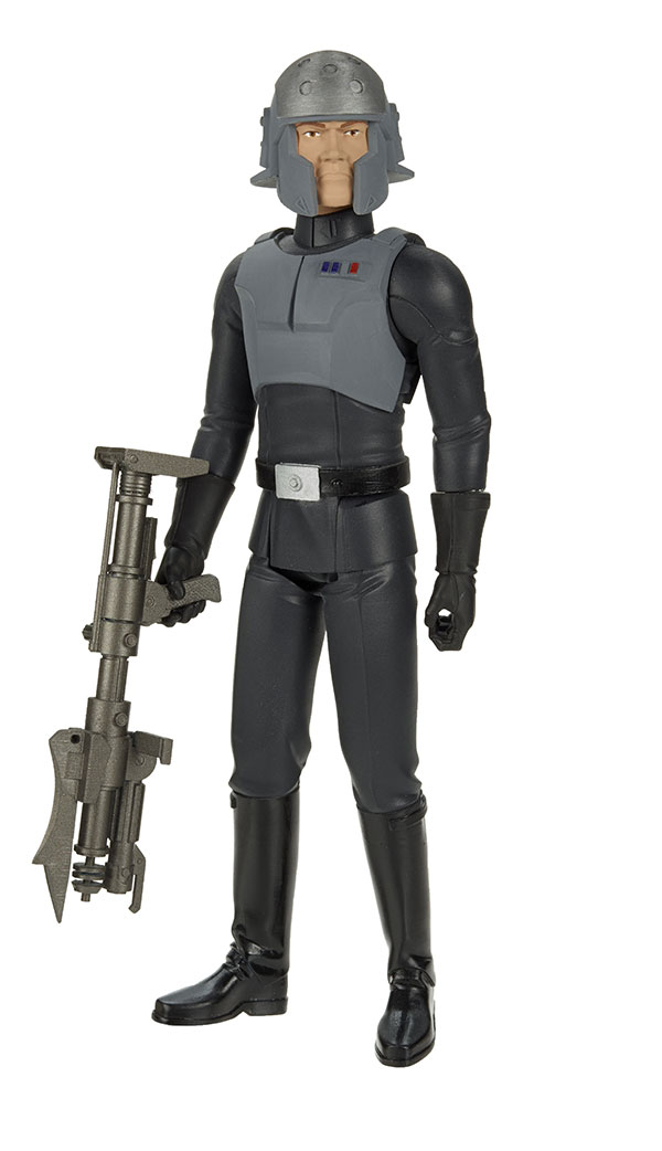 STAR WARS HERO SERIES AGENT KALLUS