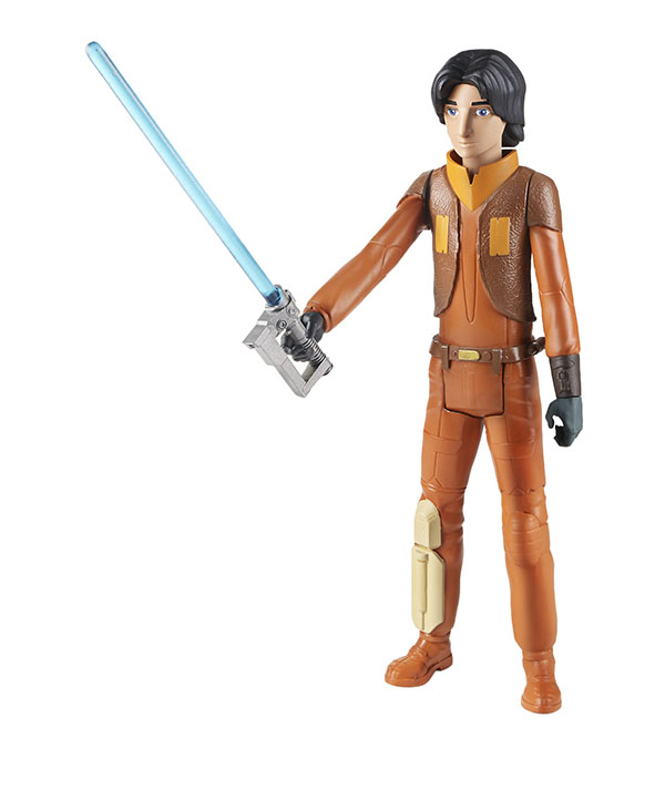 STAR WARS HERO SERIES EZRA