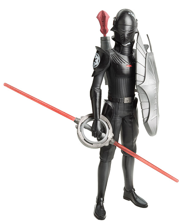 STAR WARS HERO SERIES  INQUISITOR