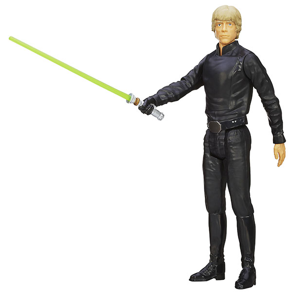 STAR WARS HERO SERIES LUKE SKYWALKER