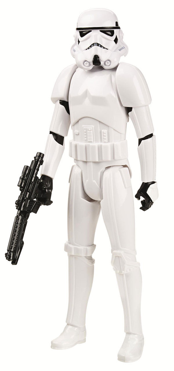 STAR WARS HERO SERIES STORMTROOPER