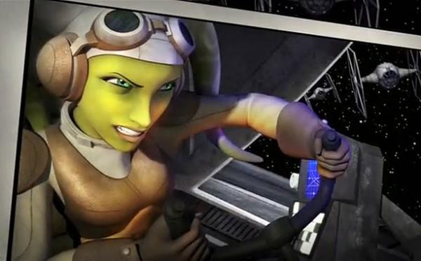 Sta Wars- Rebels Hera