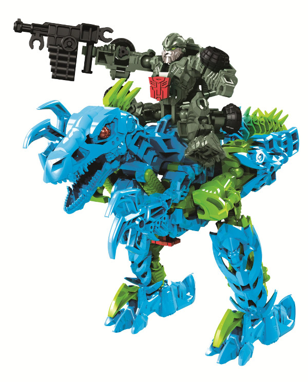 TRANSFORMERS CONSTRUCT BOTS RIDERS HOUND RIDER A7066