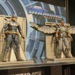 NYTF : MARVEL SELECT capt America et Falcon