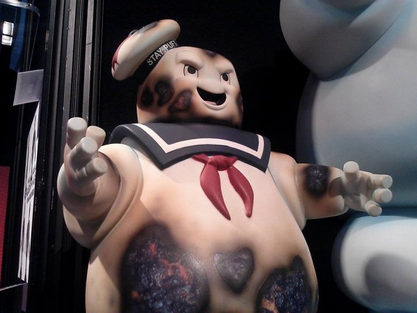 battle damages stay puft marshmallow man bank dst nytf