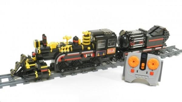 BTTF - Jules Verne Train