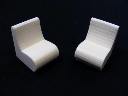 Cantina Chairs par Raylen (Star Wars)