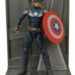 Captain America : The Winter Soldier – les jouets DST