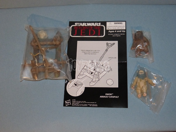 ewok catapult tvc kmart star wars 3