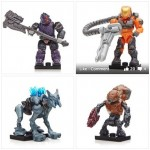 Mega Bloks Halo : Series 9 Micro Action Figures