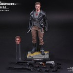 Hot Toys : Terminator T800 Battle Damaged