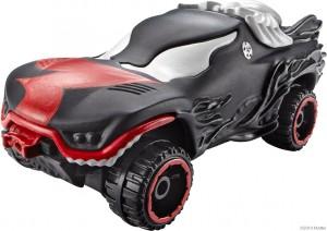 hot wheels marvel venom