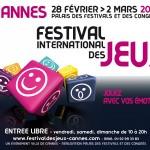 Agenda Week-end : CANNES, le Festival de tous les jeux !