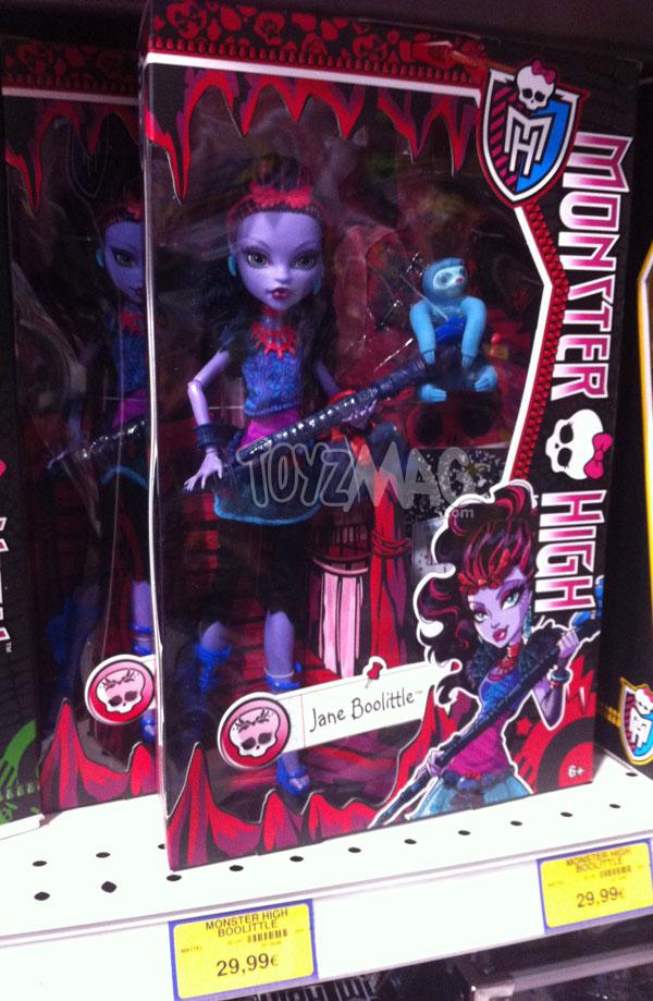 Jane Boolittle Monster High
