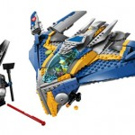 NYTF : LEGO Marvel X-Men et Guardians Of The Galaxy