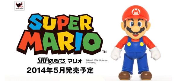 super MArio S.H FIGURATS