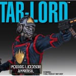 Marvel Star-Lord : un buste Gentle Giant