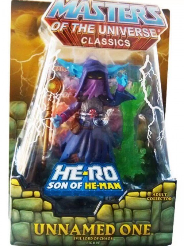 motuc the unnamed one