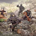 Mega Bloks : nouveau set Call of Duty Jungle Troopers