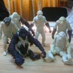 Planete des Singes : nouveaux protos NECA