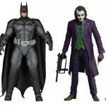 NYTF : Batman et Joker 45cm