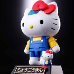 Soul of Chogokin - Hello Kitty sera dispo en Europe
