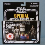 Star Wars : Death Star Scanning Crew (Special Action Figure Set)