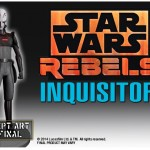 Star Wars Rebels : statuette Gentle Giant de l'Inquisiteur