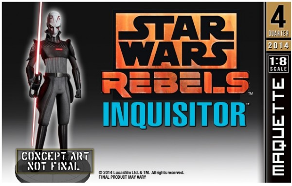 sw rebels inquisitor statuette gentle giant