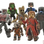 Marvel Minimates : Guardians of the Galaxy
