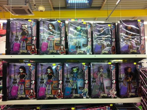 Bon plan Monster High Promo
