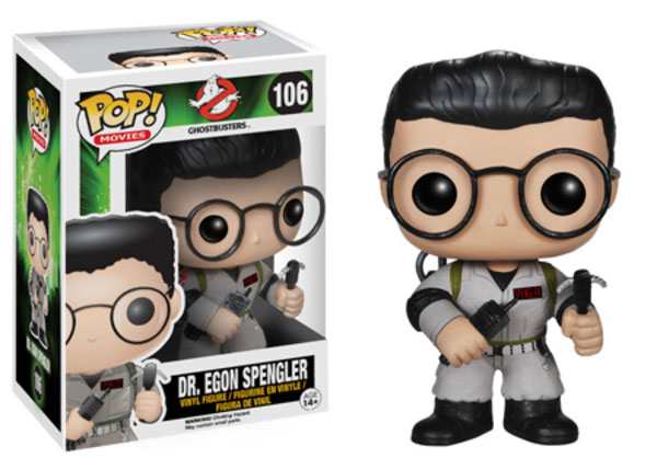 Pop! Funko Ghostbusters Egon Spengler