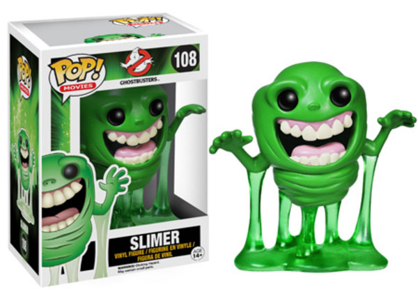 Pop! Funko Ghostbusters Smiler