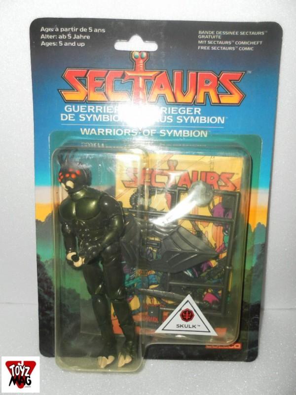 Instant Vintage Skulk Sectaurs (Coleco 1984)