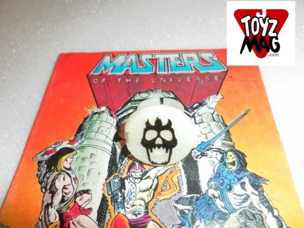 Instant Vintage Trap Jaw / Dentos Maitres de l'Univers (Mattel 1983)
