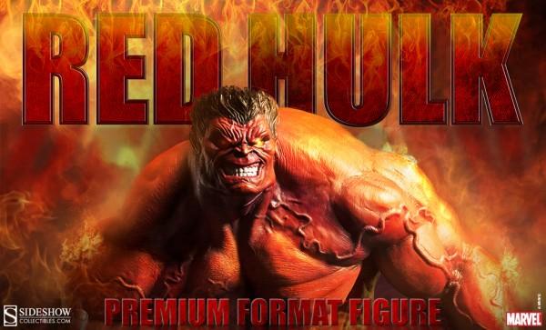 Sideshow Premium Format_Red_Hulk