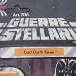 le vintage Star Wars insolite du vendredi : Darth Fener (Italie)