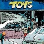 Exclusif : des jouets vintage (dont Star Wars) dans la BD XIII !!
