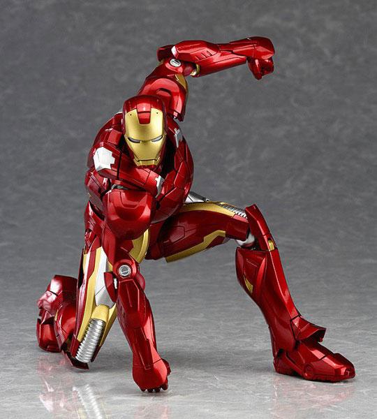 Avengers - Figma Iron Man Mark VII Full Spec Ver.