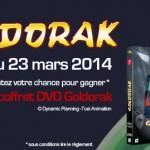 Concours Goldorak : Gagnez un coffret DVD