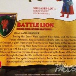 MOTUC : la bio du Battle Lion
