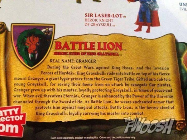 battle lion bio motuc