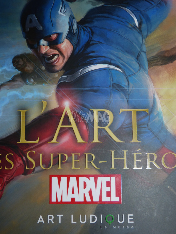 catalogue expo marvel art ludique 1