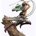 Eren Jäger, L'attaque des Titans par Kotobukiya